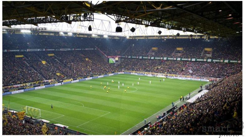 S-wie Stadion