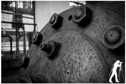 Kokerei Hansa Dampfmaschine