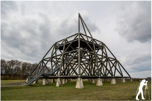 Zeche Waltrop Pyramide